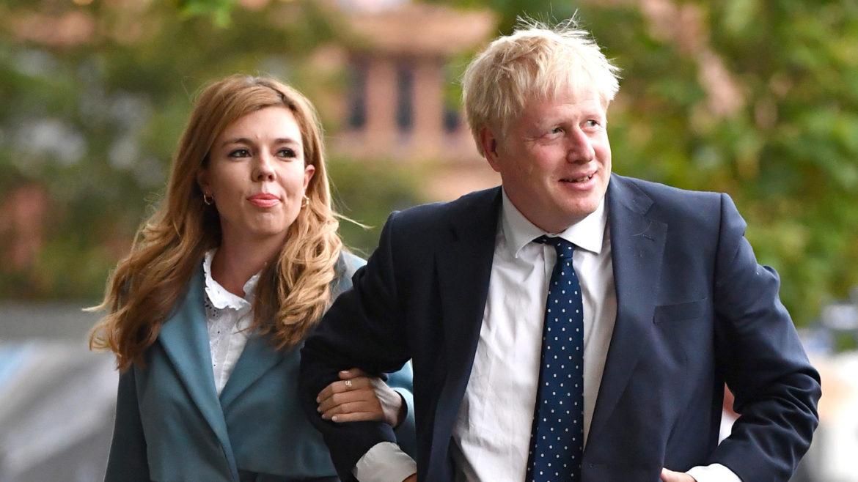 Boris Johnson, Wife, UK PM,