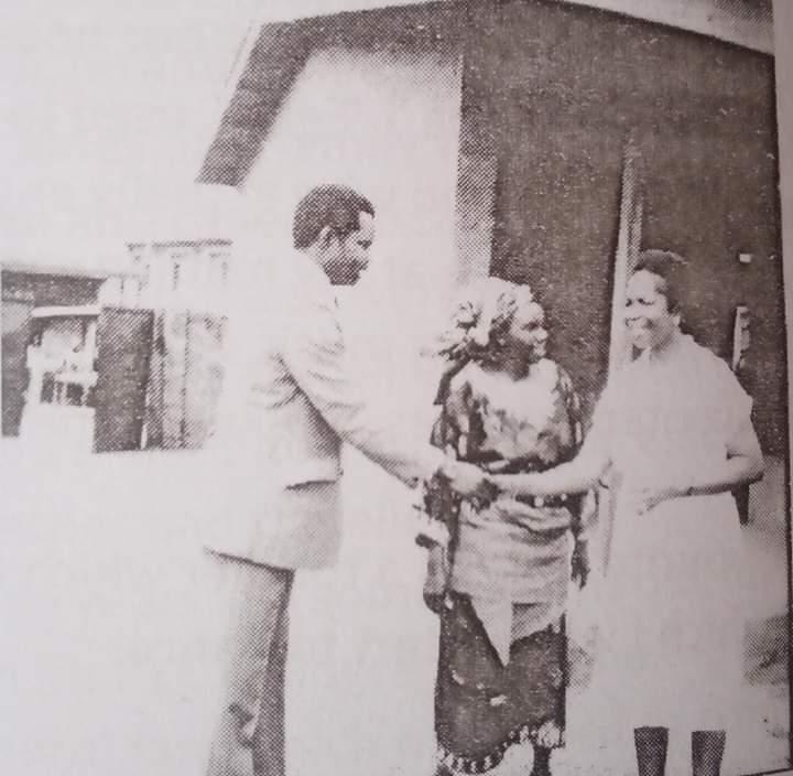 Lekan Alabi, Headmistress,