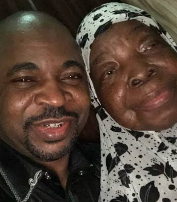 NURTW Chairman, MC Oluomo Loses Mother | City People Magazine