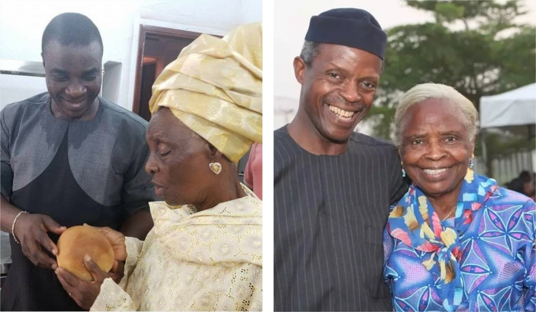 Big men, Mothers, Osinbajo, Pasuma, Wasiu Ayinde Marshal,