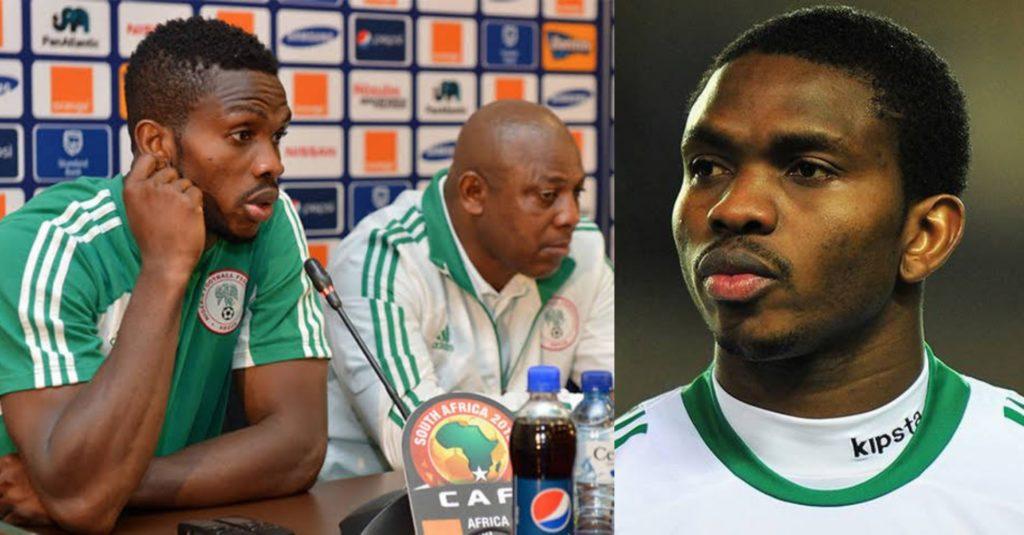Yobo, Stephen Keshi, Super Eagles, Nigeria,