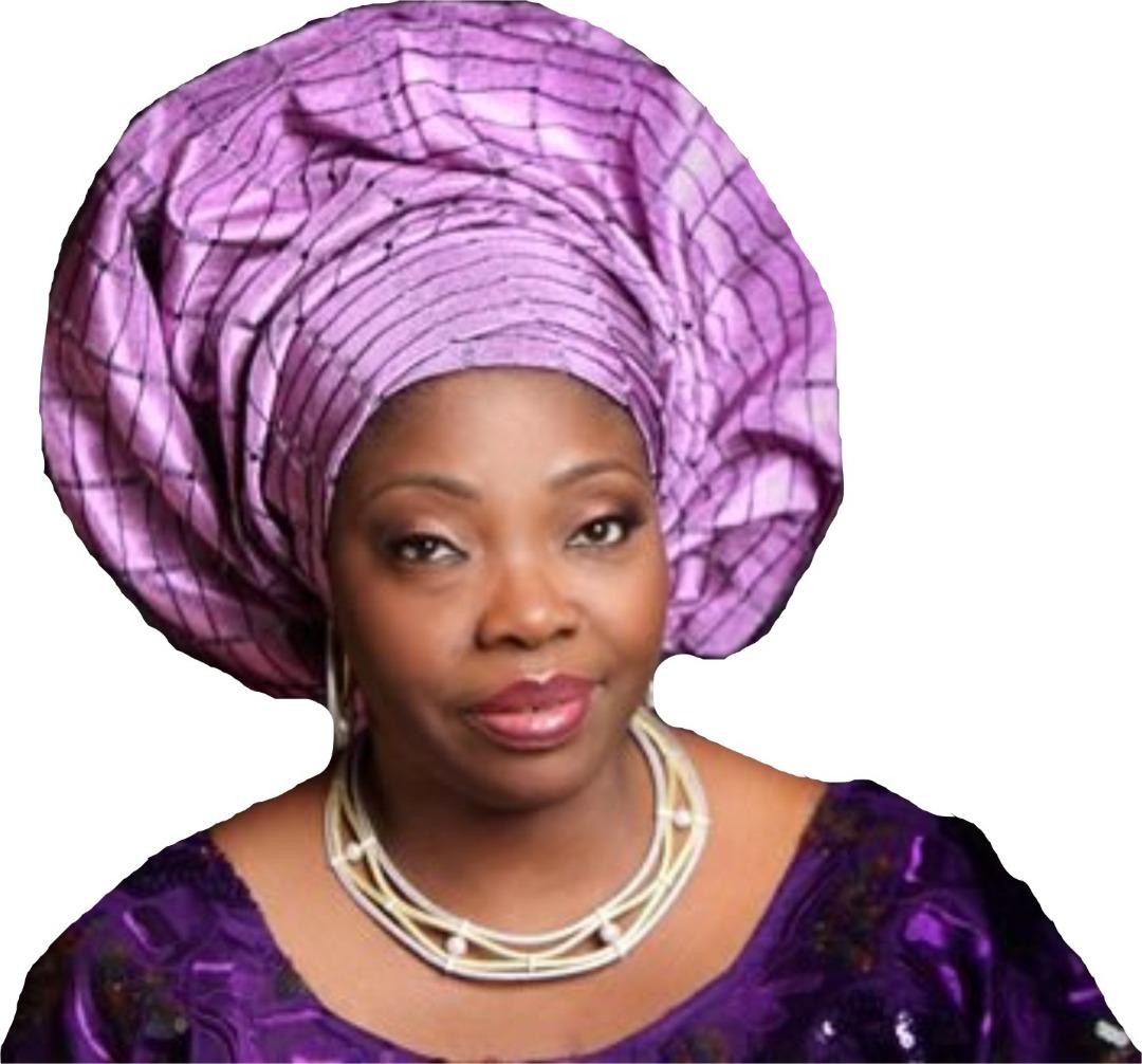 Mrs Kehinde Kamson, Sweet Sensation CEO,