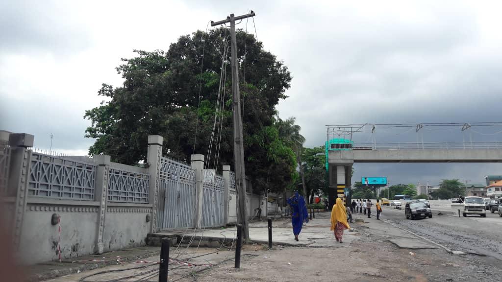 Gbagada, Ikeja Electric,
