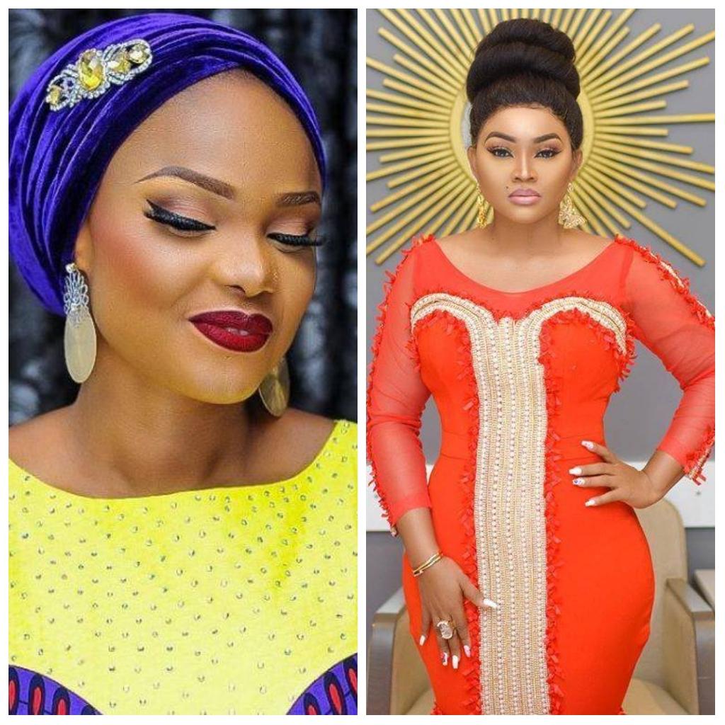 Mercy Aigbe, Iyabo Ojo,